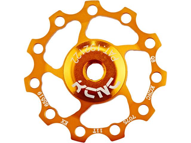 KCNC Jockey Wheel 11 dents palier SS, gold